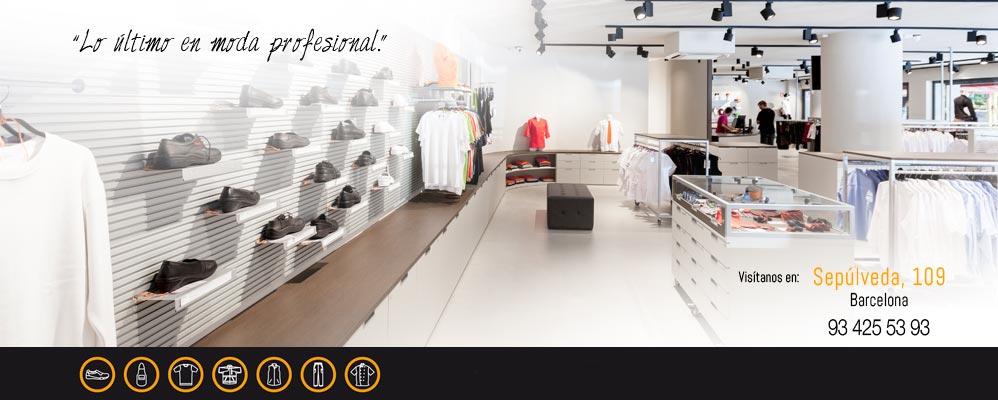 Mas Uniformes tienda en Barcelona