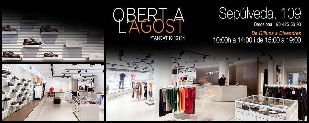 botiga de roba de feina a barcelona