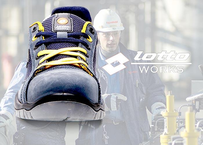 lotto calzado de proteccion