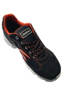 Zapato deportivo de seguridad piel girada Reebok Audacious