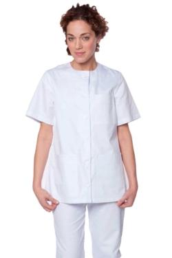 Blusó Artel color blanc amb botons