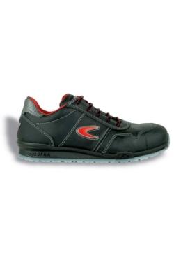 Zapato de Seguridad Zatop con cordones antideslizante