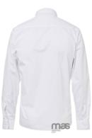 Camisa Norvil blanca màniga llarga cotó