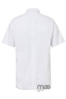 Camisa blanca d' uniforme Norvil màniga curta
