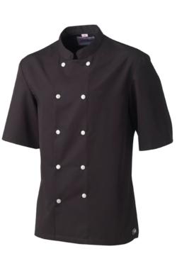 Jaqueta de Cuina negre Molinel amb Tancaments