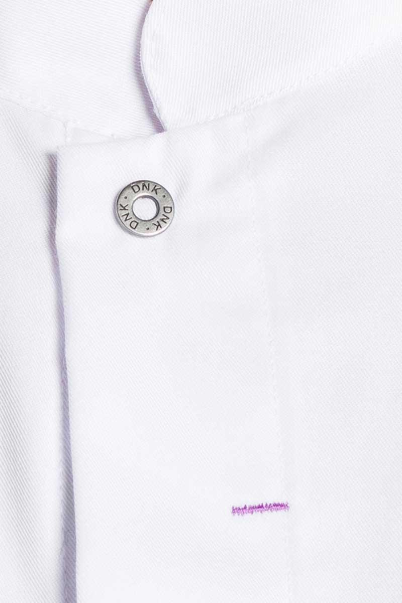 Chaqueta cuello mao adornos Dyneke | Casacas Sanitarias