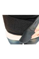 Faixa lumbar tancament regulable