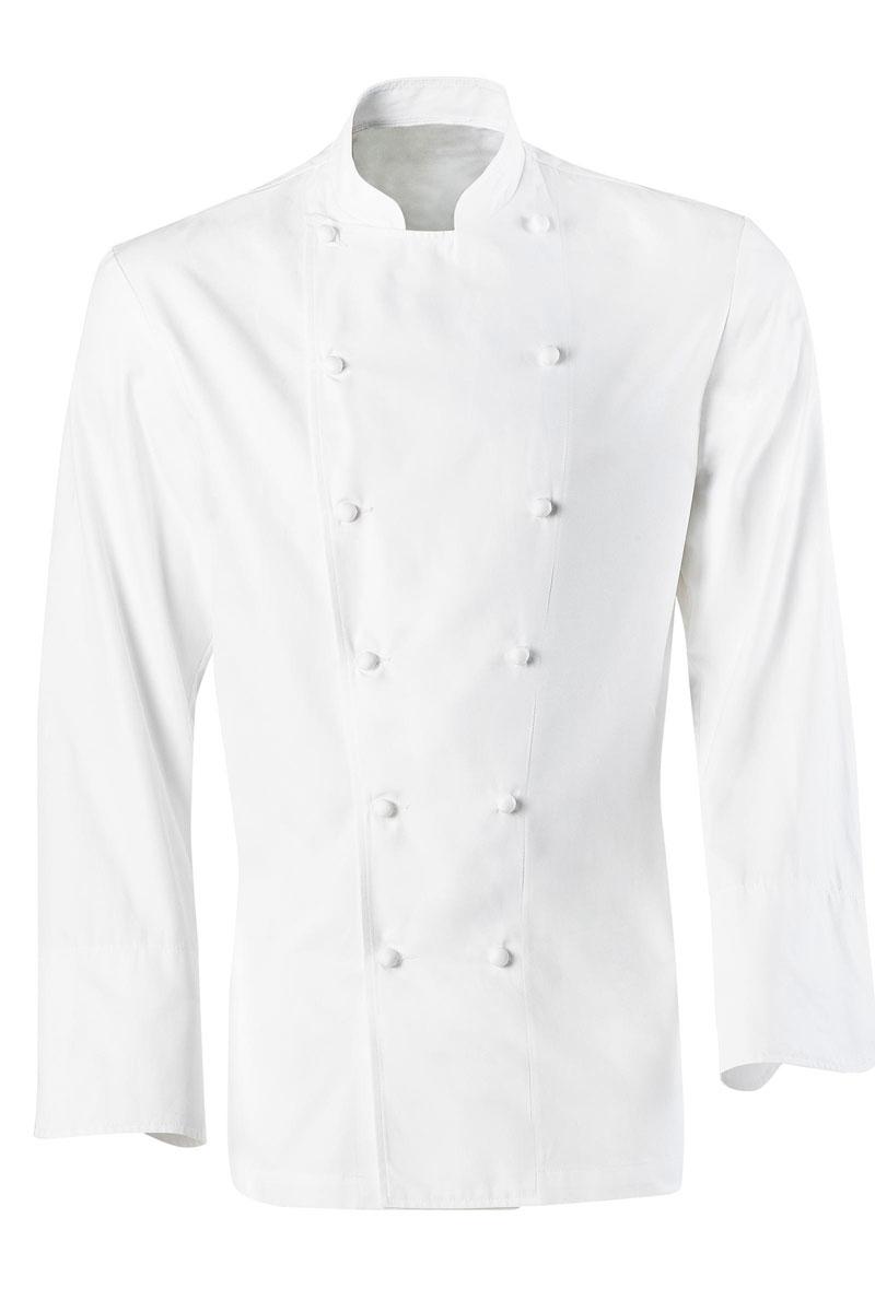 Chaqueta cocinero bragard gran chef uniformes cocina for Elementos de cocina para chef