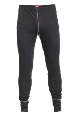 Malla térmica Engel en color negro y elástica, ideal para la época de invierno y el frío
