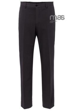 Pantalón de traje de hombre elástico para mayor comodidad y de tejido muy agradable