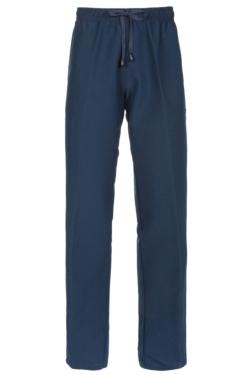 Pantalon de Mujer para Sanidad azul marino de Tejido Técnico transpirable