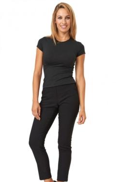 pantalones de trabajo negros frescos