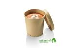 Soup cup kraft 350 ml Ø90 (500 u.) - Ítem2