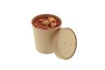 Soup cup kraft 350 ml Ø90 (500 u.) - Ítem1