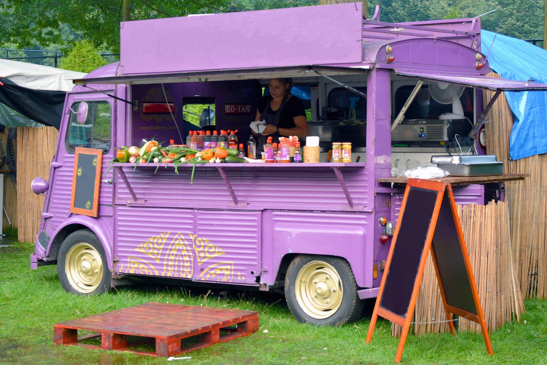 Cómo montar un negocio food truck paso a paso