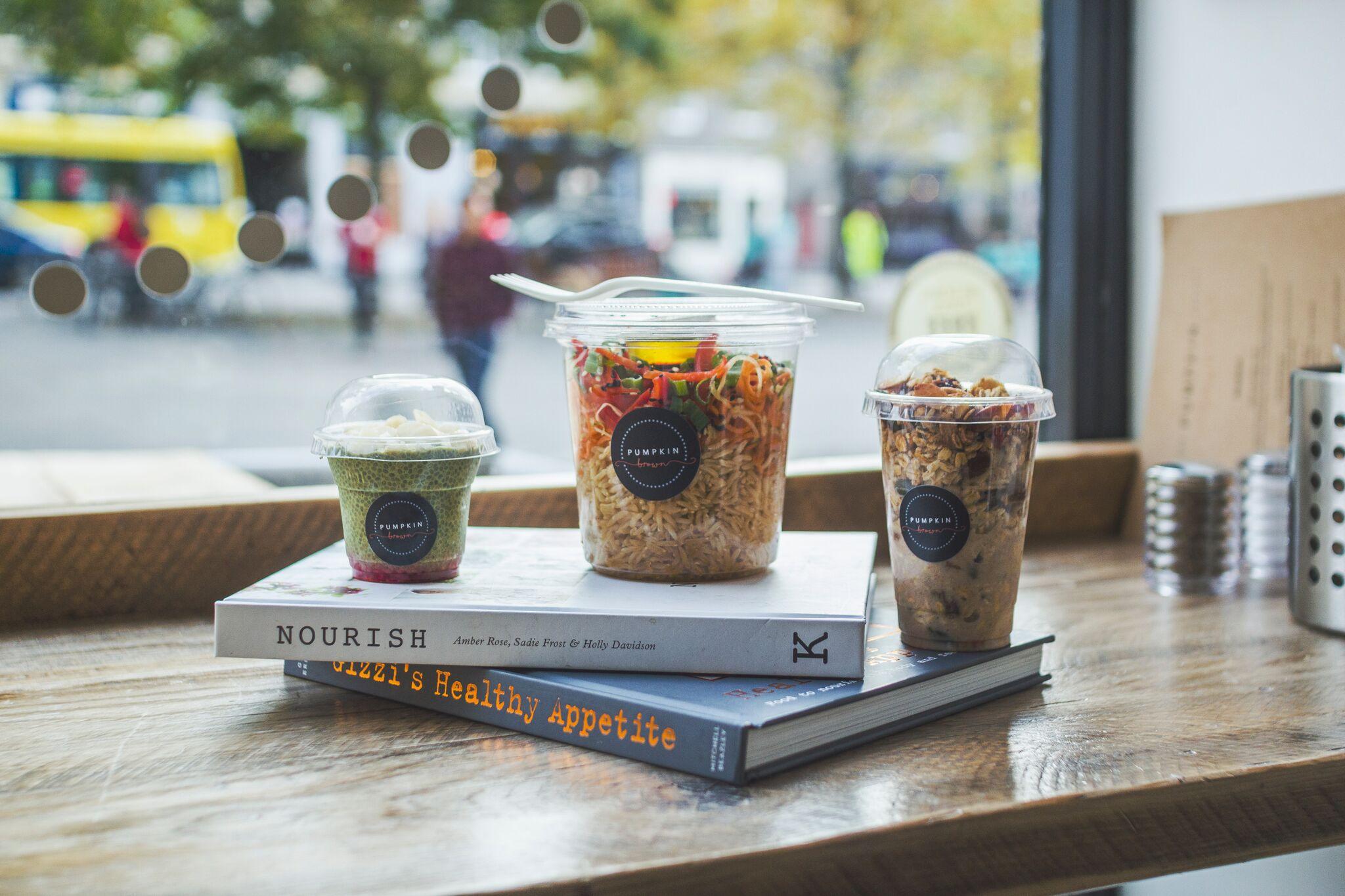 El secreto del éxito de los restaurantes de comida orgánica