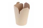 Caja fideos cartón/PLA 910 ml (500 u.) - Ítem1