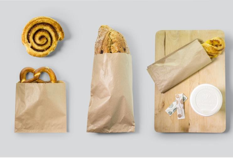 Escoge la bolsa de papel ideal para tu negocio