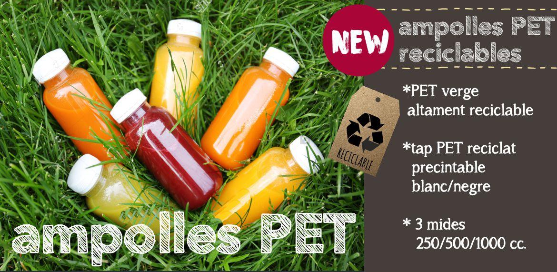 Ampolles PET