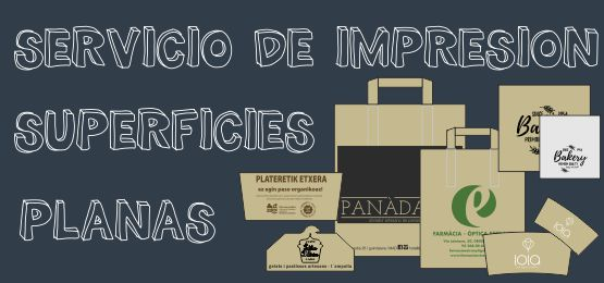 IMPRESION SUPERFICIES PLANAS