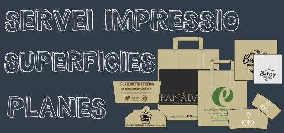 IMPRESSIO SUPERFICIES PLANES