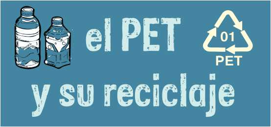 El PET y su reciclaje