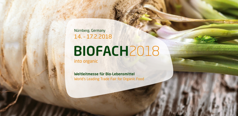 FERIA BIOFACH 2018