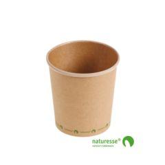 Soup cup kraft 475 ml Ø98 (500 u.)