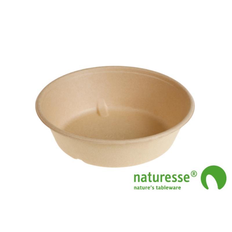 Cuenco nature 900 ml. Ø195 (640 u.)