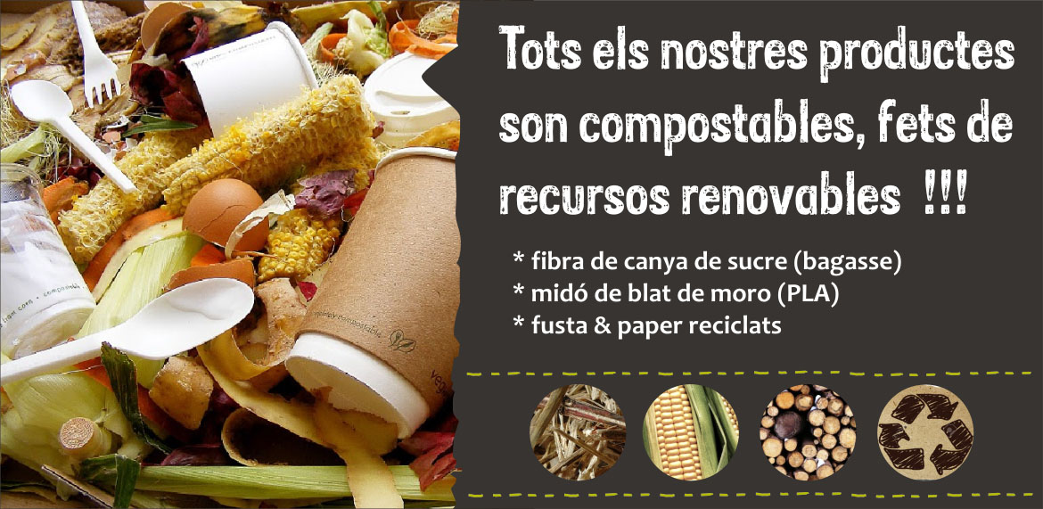 Productes compostables