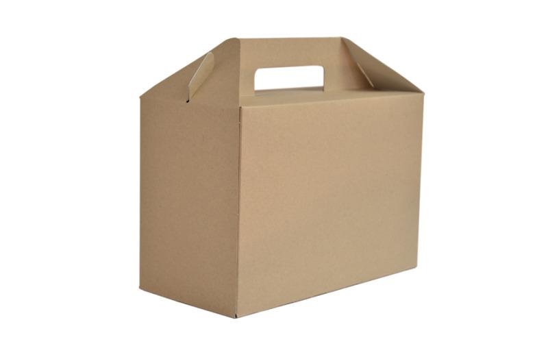 Caja grande con asa (125 u.)
