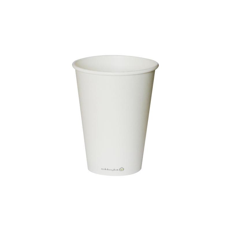 Vaso blanco ECO 240 ml. Ø79 (950 u.)