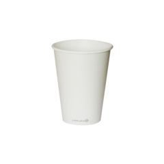 Vaso blanco ECO 240 ml. Ø79 (950 u.)