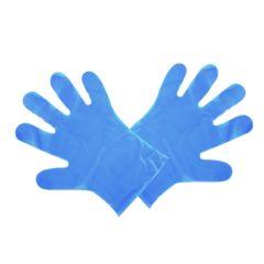 Guante azul compostable (talla M) (2.400 u.)