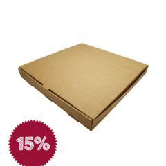 Caja mediana pizza 30x30 (100 u.)