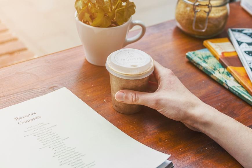 El café para llevar se sube al tren de los vasos desechables ecológicos 4