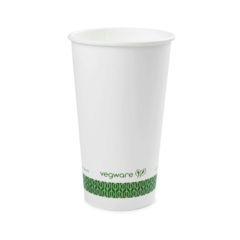 Vaso blanco 580 ml. Ø89 (1.000 u.)