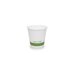 Vaso blanco 120 ml. Ø62 (1.000 u.)
