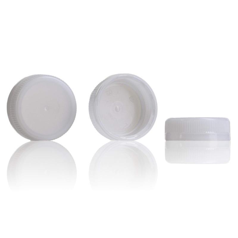 Tapón blanco roscado (108 u.)