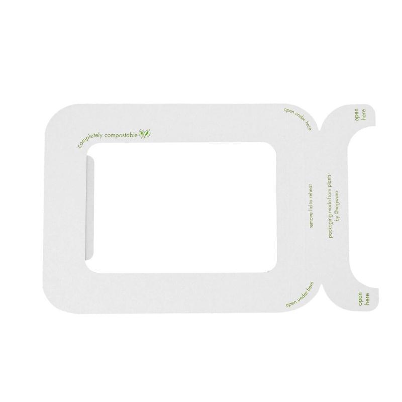 Tapa 3 ventana PLA 16/22 oz. (600 u.)