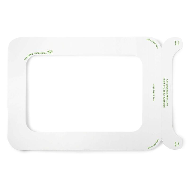 Tapa 5 ventana PLA 42/60 oz. (600 u.)