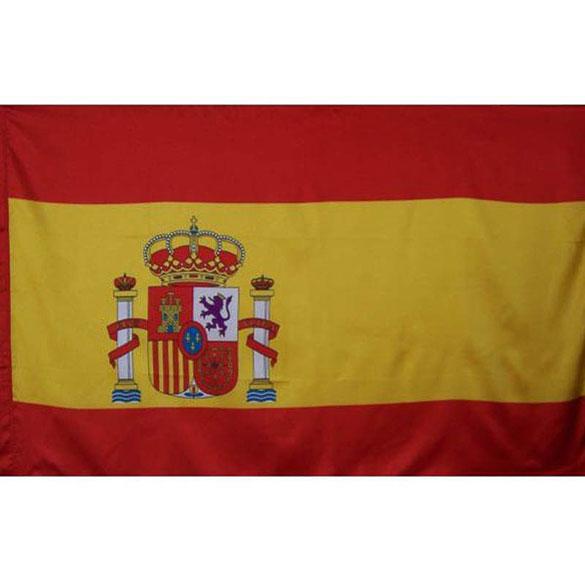 Bandera de España de tela