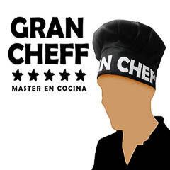 Gorro cocinero negro Gran Cheff