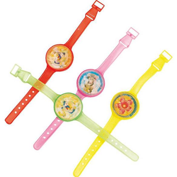 Relojes plástico, Pack 5 u.