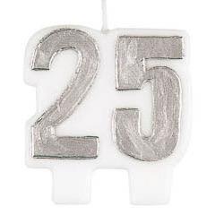 Vela aniversario 25 años