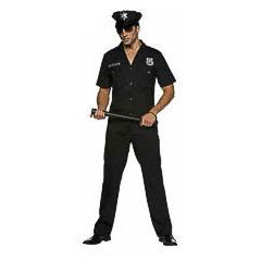 Disfraz policía