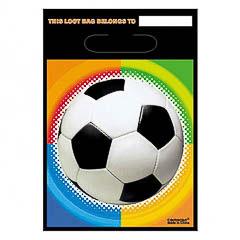 Bolsas fútbol piñata, Pack 8 u.