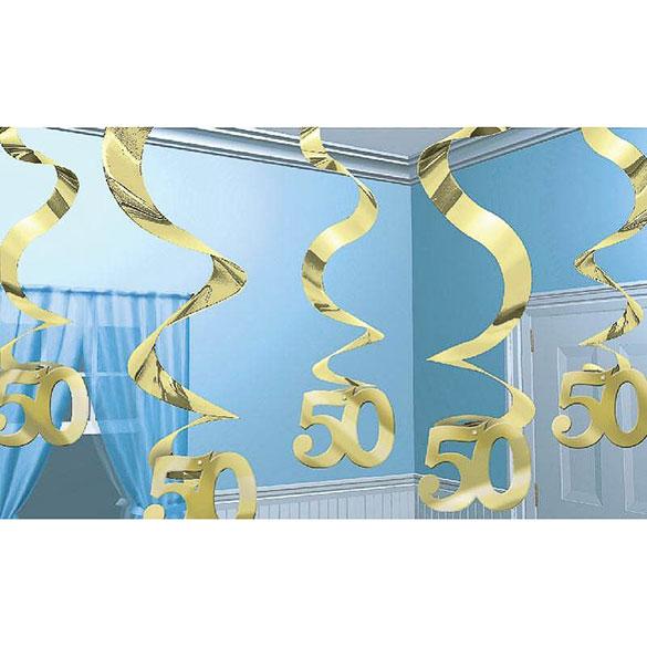 Techo 50 aniversario. Decoración 50 años