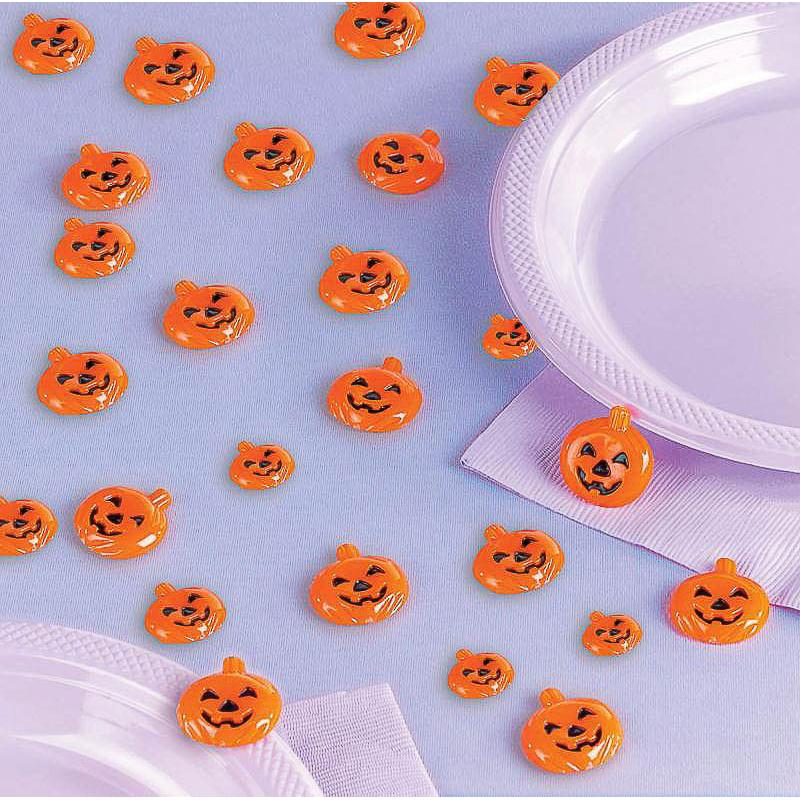 Calabazas decorativas de plástico Halloween