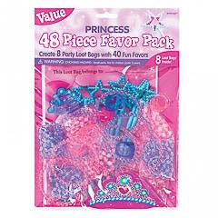 Bolsas con regalitos princesas, Pack 8 u.